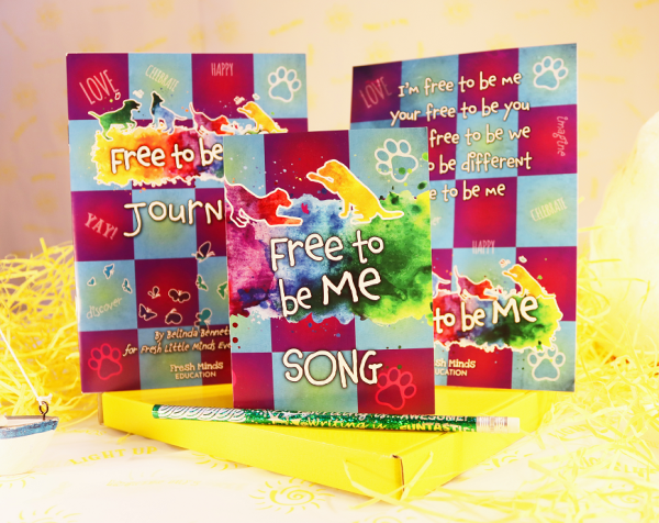 Free to be me journal
